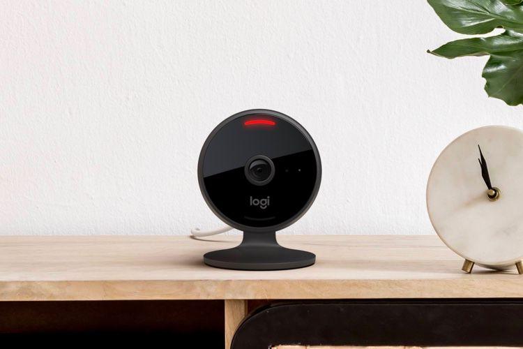 Logitech annonce (vraiment cette fois) la Circle View, sa nouvelle caméra HomeKit