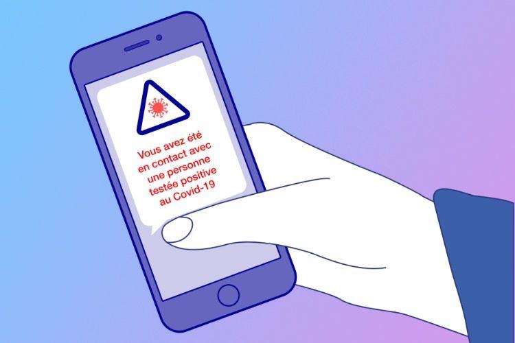 Face à l'API Apple et Google, le gouvernement tente de convaincre du bien-fondé de StopCovid