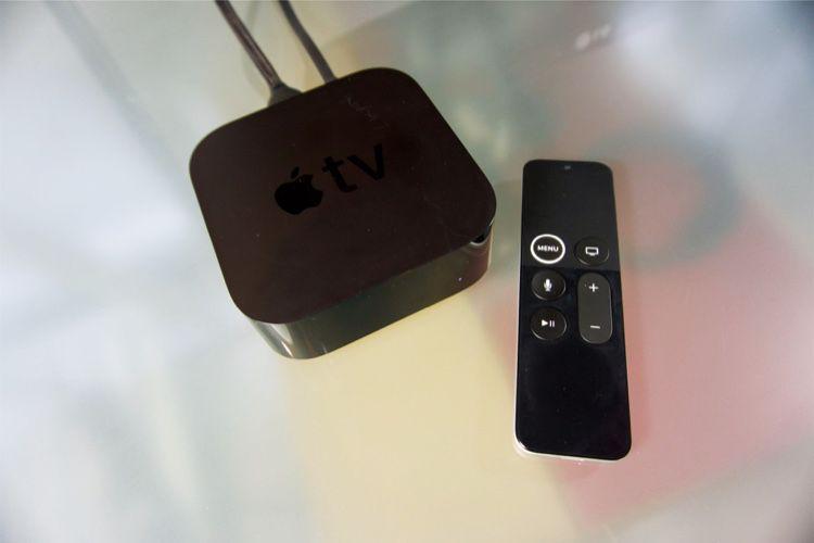 Une nouvelle AppleTV avec le processeur des iPadPro serait prête
