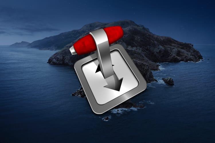 Transmission3 adopte le mode sombre de macOS