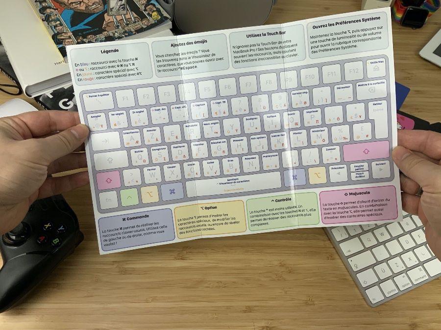 Mes tout premiers pas avec le clavier