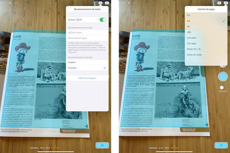 Comment scanner efficacement un document avec votre iPhone
