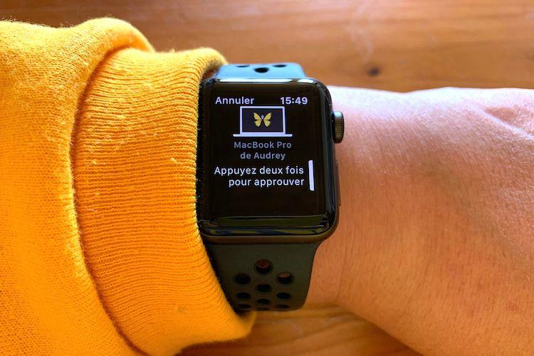 Renforcez la sécurité de votre Mac grâce à votre AppleWatch