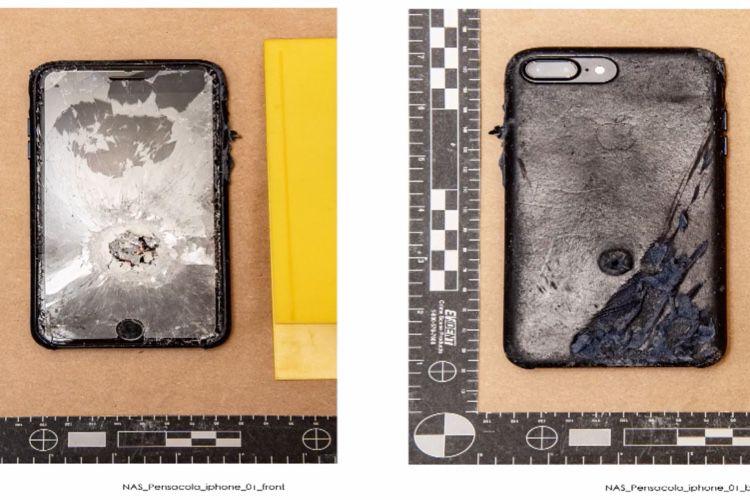 Le FBI aurait déverrouillé les iPhone de Pensacola par force
