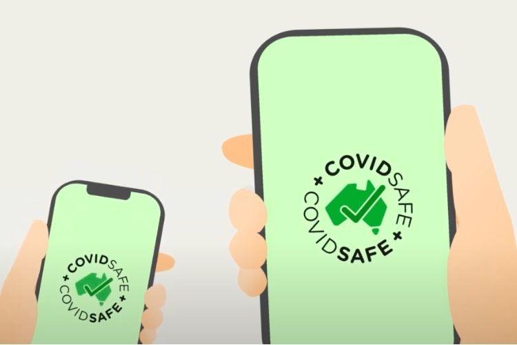 Un mois après son lancement, l'app australienne de traçage enregistre son premier contact positif