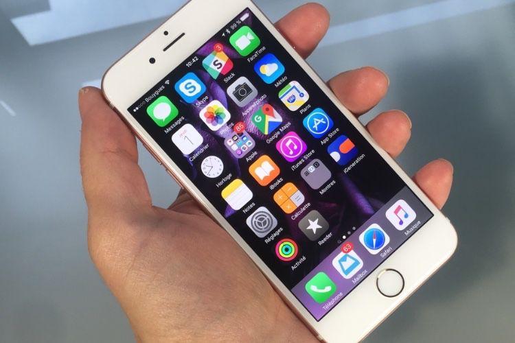 iOS 14 devrait bel et bien s'installer sur les iPhone 6s/6s Plus et SE (2016)