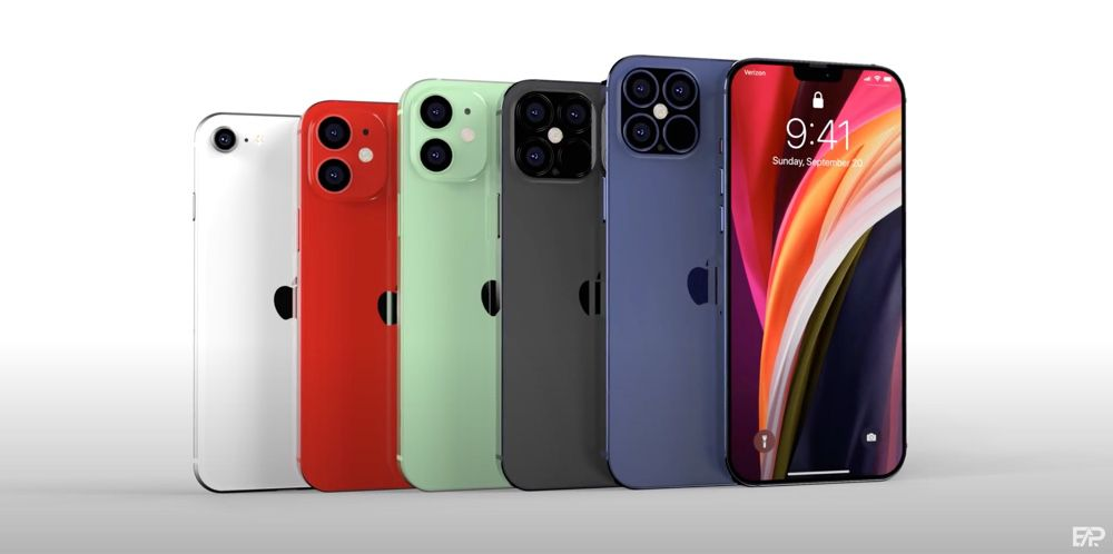 coque iphone 12 material design