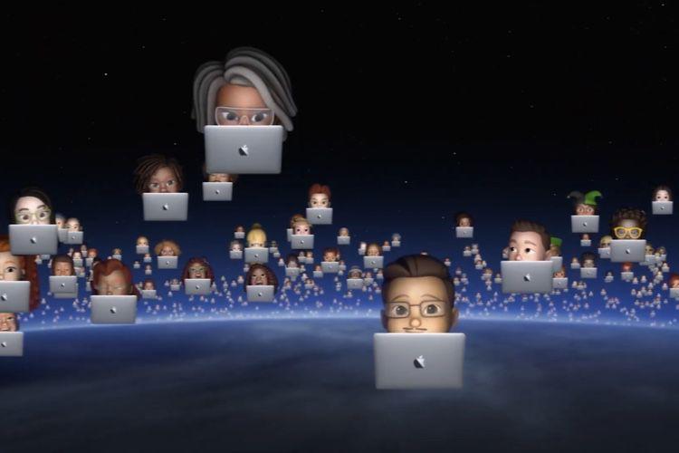 La WWDC 2020 en ligne, une expérience partagée pour les développeurs