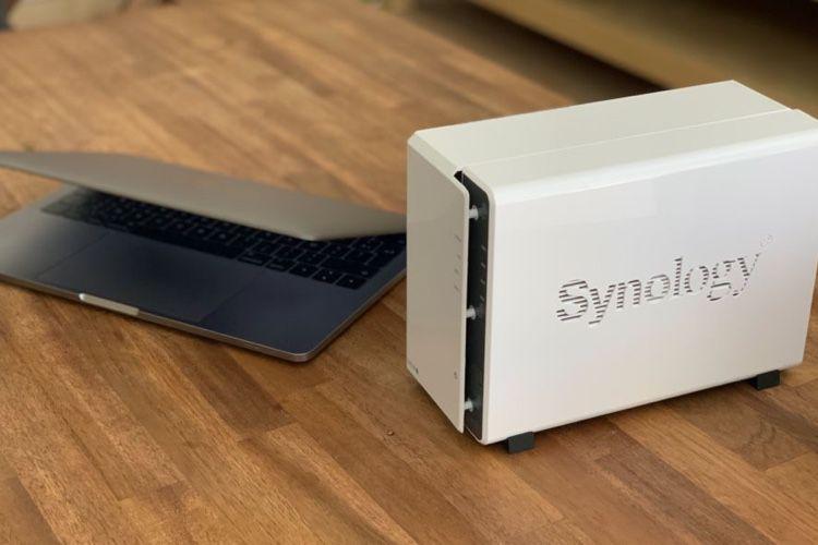 Facilitez le télétravail avec les solutions NAS de Synology  📣