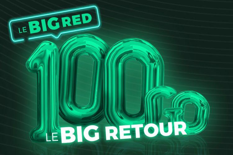 100 Go pour 12€/mois chez SFR RED et B&You