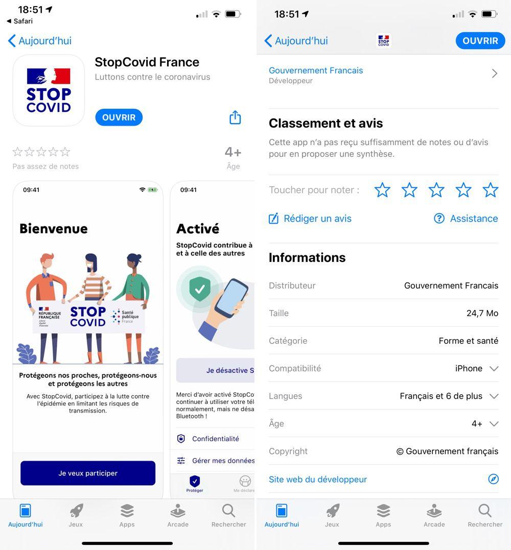 L'app Assistance Apple change de design et adopte le mode