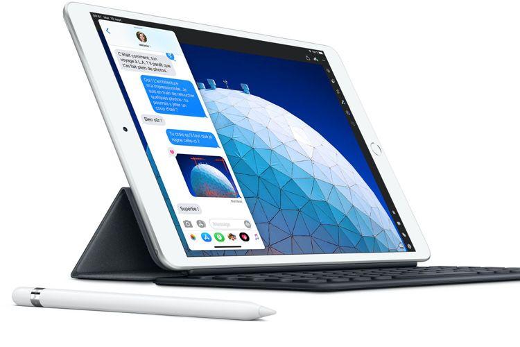 Le prochain iPad Air passerait à l'USB-C