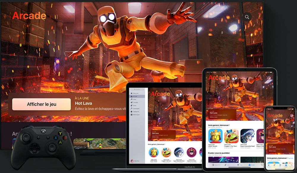 Apple veut des jeux plus addictifs dans Apple Arcade