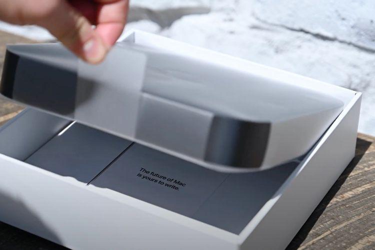 Macmini Apple Silicon : et maintenant, la vidéo de déballage 🆕