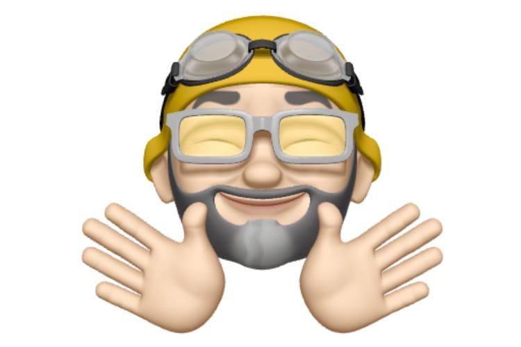 Vendredi Mémoji : nouveaux autocollants et masque de protection dans iOS 14