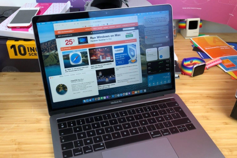 Première bêta publique pour macOS Big Sur [pas encore] 🆕