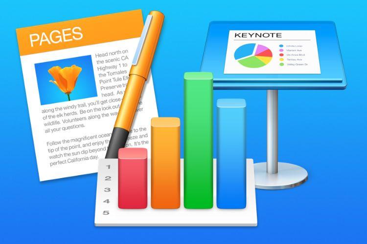 Nouveautés pour Pages, Numbers et Keynote sur Mac et iOS : intégration YouTube, support iBooks Author