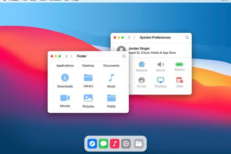 Grâce à SwiftUI, les fenêtres de macOS Big Sur se font une place sur l'iPad (et l'iPhone) 🆕
