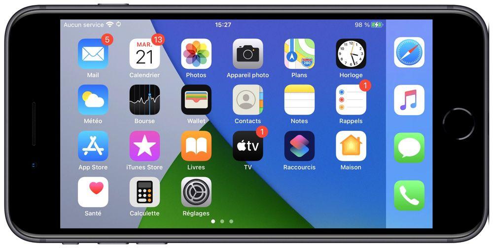 Ios 14 L Ecran D Accueil Des Iphone Plus Ne Pivote Pas Avec Des Widgets Igeneration