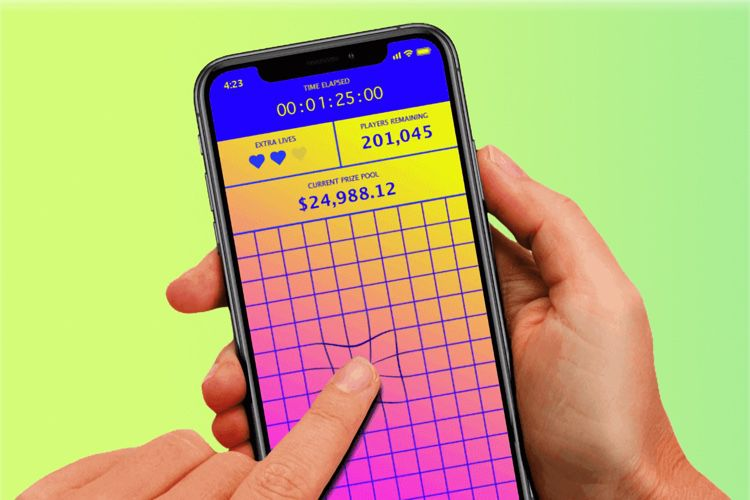 Diabolique : Siri fait perdre des participants au défi Finger on the App après neuf heures