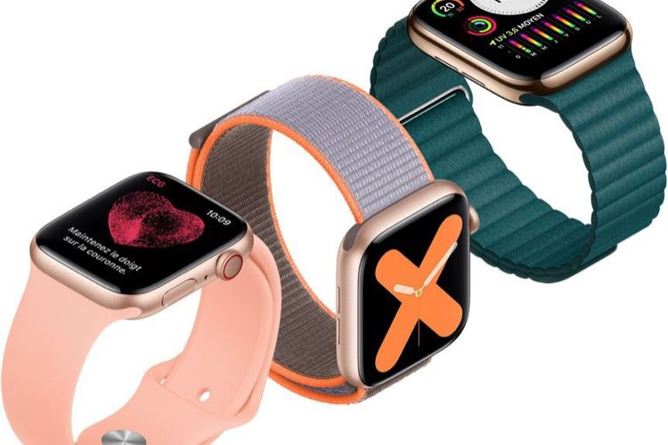 Apple Watch Series 5 : une batterie erratique et des extinctions inopinées