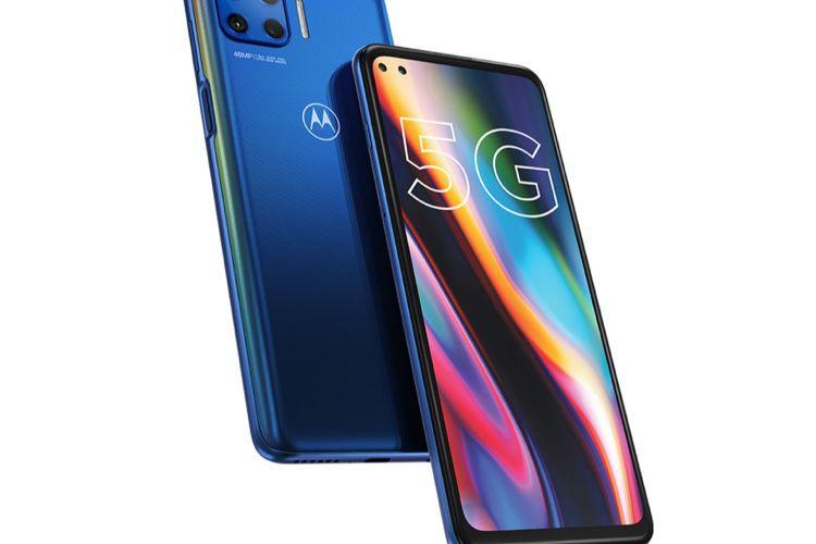 Motorola présente son smartphone 5G à bas prix