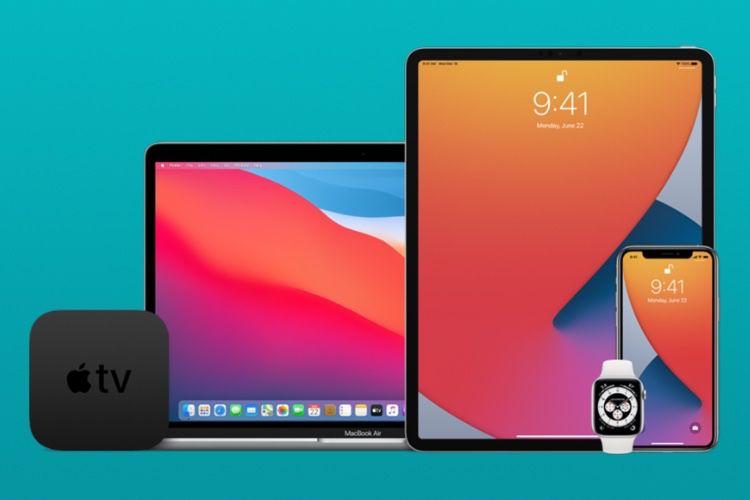 watchOS 7 inscrit au programme de logiciels bêta d'Apple