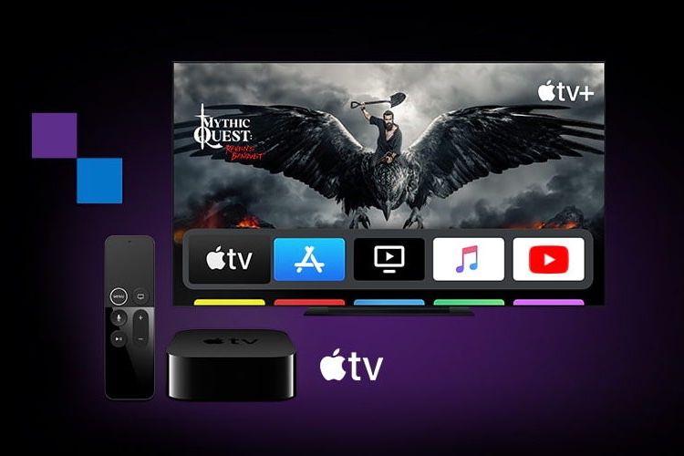 Proximus lance une offre AppleTV 4K à partir de 69€