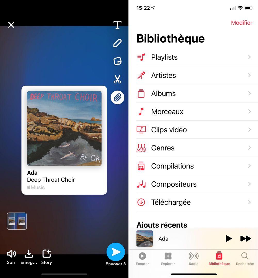 Les Nouveautes De La Beta 3 D Ios 14 Widgets Icones Interface Et Disparition Temporaire De 3d Touch Igeneration
