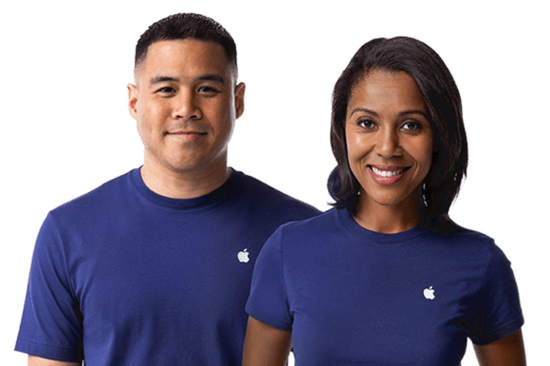 AppleStore français : un accord signé pour l'égalité femmes/hommes