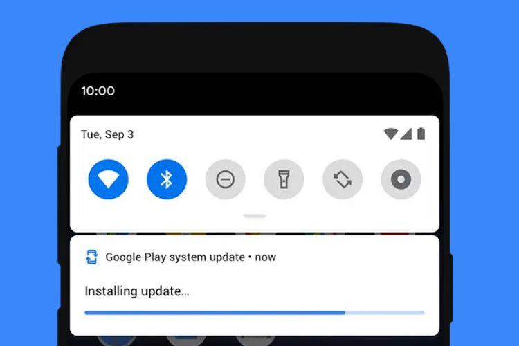 Android 10 adopté plus rapidement que n'importe quelle autre version
