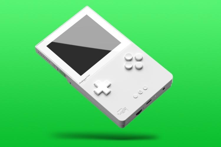 Analogue Pocket : la console qui fait revivre le Game Boy sortira en mai prochain