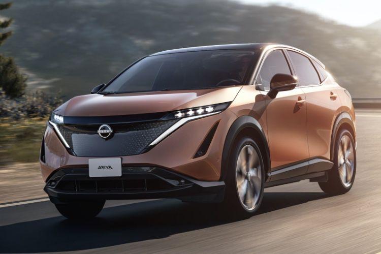 CarPlay sans fil est intégré dans la nouvelle Ariya 100% électrique de Nissan