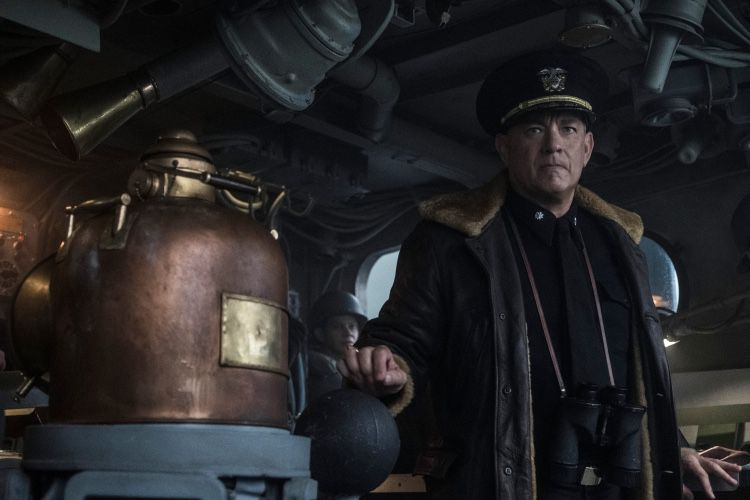 Avec Greyhound, Tom Hanks offre à AppleTV+ son premier vrai carton