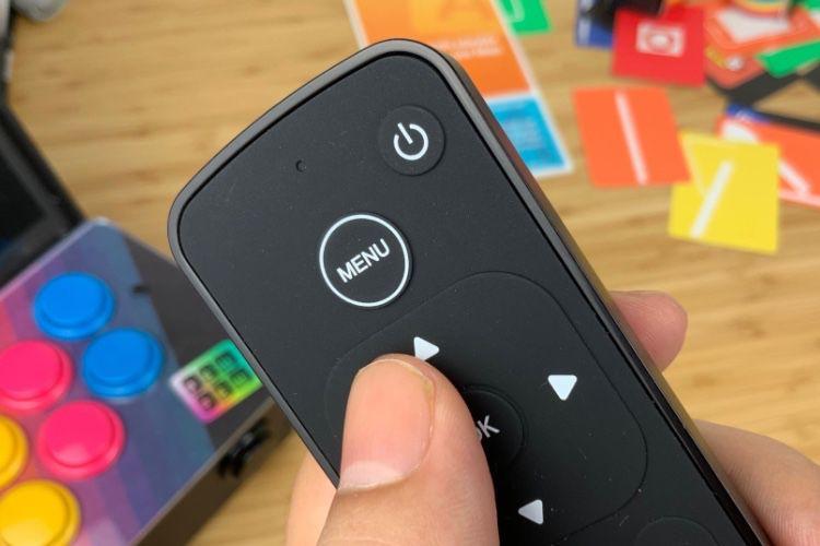 Test de Button, la télécommande alternative pour AppleTV