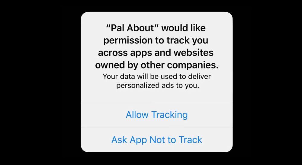 IOS 14: Facebook craint l'option anti-tracking