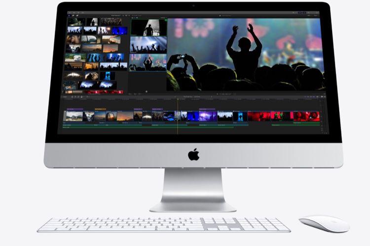 """iMac 27"""" 2020 : les SSD arrivent soudés"""