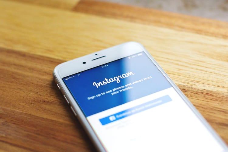 Instagram avait conservé des photos supprimées pendant plus d'un an