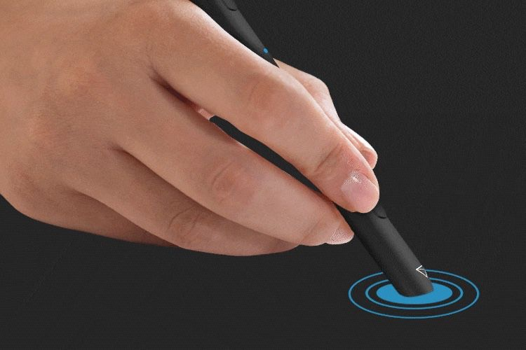 Le nouveau stylet pour iPad d'Adonit est aussi une souris