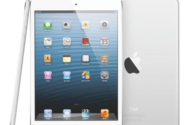 SAV limité pour le premier iPadmini de 2012