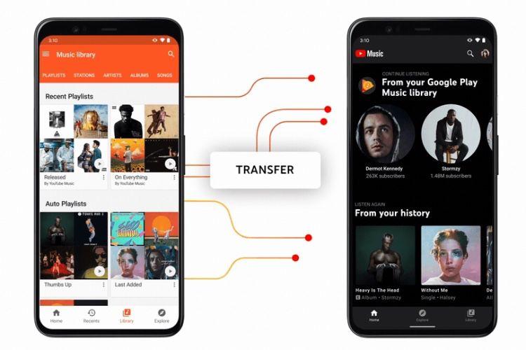 Google Play Music fermera ses portes en fin d'année