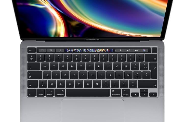 """Refurb: le MacBookPro 13"""" 2020 à partir de 1269€ (-230€)"""
