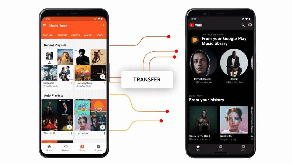 Google Play Musique fermera cet automne