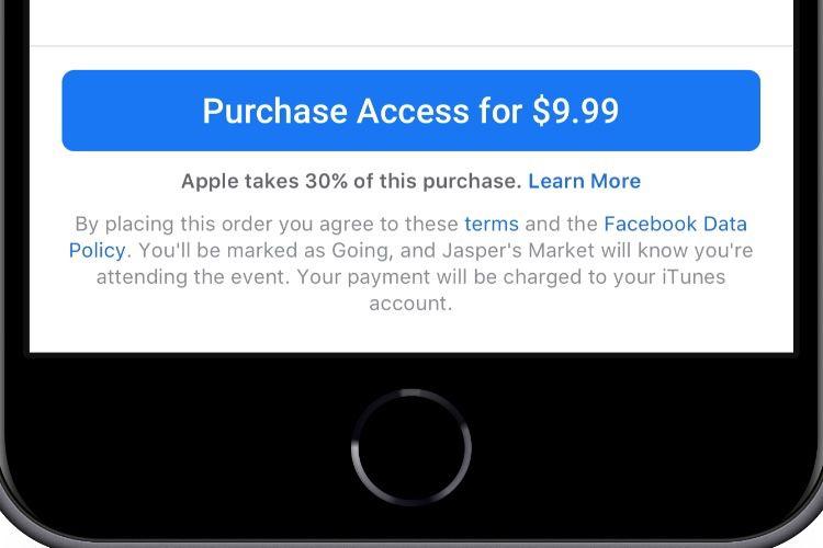 Commission de 30% : pour Facebook, Apple profite de la pandémie