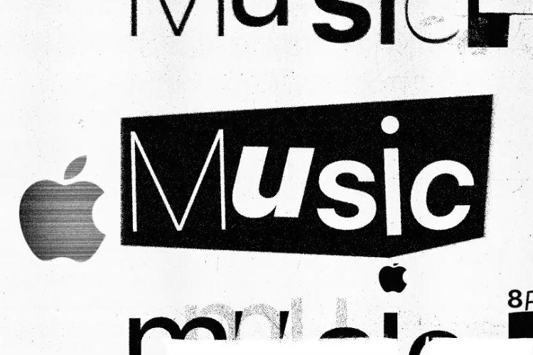 video en galerie : Le logo AppleMusic se décline à l'infini dans cette nouvelle pub