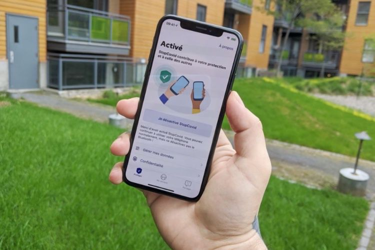 La difficile compatibilité entre les apps de traçage de contacts européennes et StopCovid