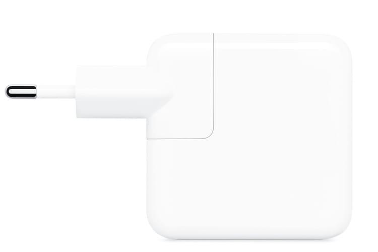 Une nouvelle référence pour l'adaptateur USB-C 30 W, mais pas de nouveauté visible