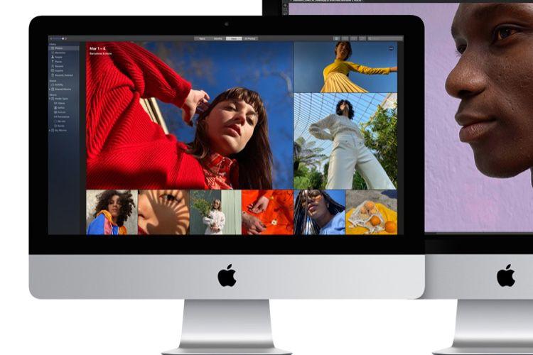 """Des iMac 21,5"""" avec SSD ou Fusion Drive au même prix et un sursis pour l'iMacPro"""
