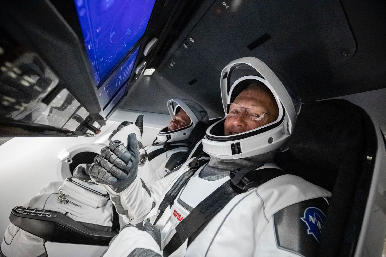 Dans l'espace, personne ne vous entend «AirDropper»