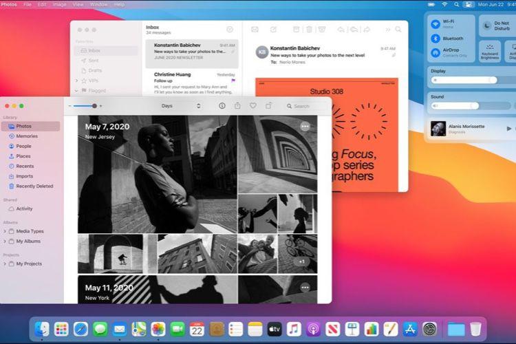 macOS Big Sur : ces changements d'interface qui peuvent agacer
